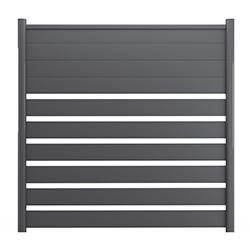 Modèle claustra aluminium